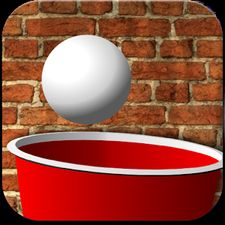 Взломанная игра Beer Pong Tricks (Взлом на монеты) на Андроид