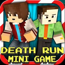 Взломанная игра Death Run : Mini Game (Взлом на монеты) на Андроид