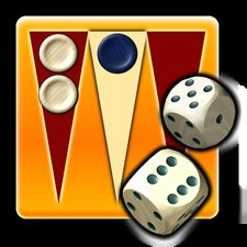 Взломанная игра Backgammon Free (Взлом на монеты) на Андроид
