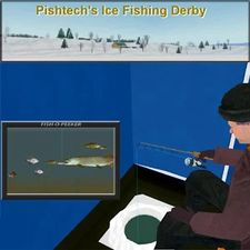 Взломанная игра Ice Fishing Derby Premium (Взлом на монеты) на Андроид