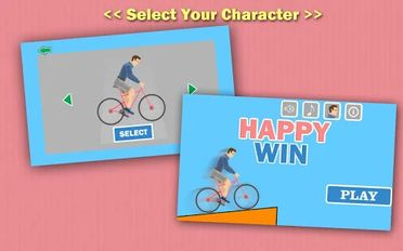 Взломанная игра Happy Win Bro The Wheels Mode (Взлом на монеты) на Андроид