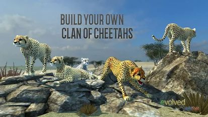 Взломанная игра Clan of Cheetahs (Взлом на монеты) на Андроид