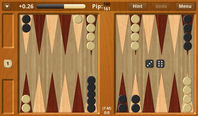 Взломанная Backgammon NJ for Android (Взлом на монеты) на Андроид